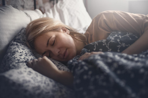 covid prevention and sleep